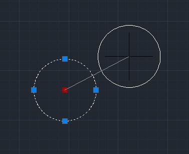 Как редактировать круг в Автокаде