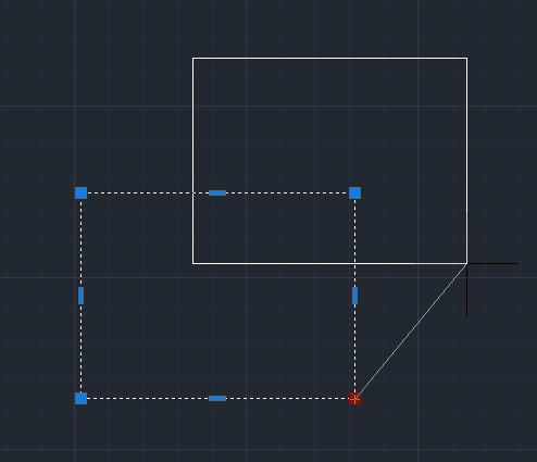Как нарисовать прямоугольник в Автокаде